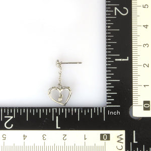 ESS452 STAINLESS STEEL EARRING