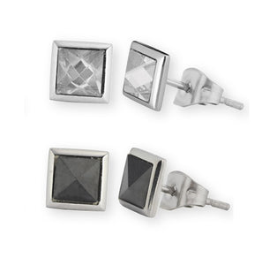 ESS467 STAINLESS STEEL EARRING