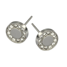 Load image into Gallery viewer, ESS640 STAINLESS STEEL EARRING