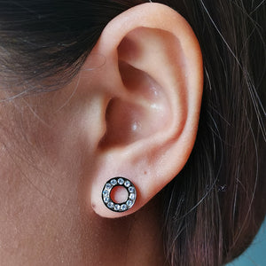 ESS652 STAINLESS STEEL EARRING