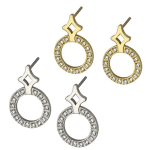 ESS669 STAINLESS STEEL EARRING