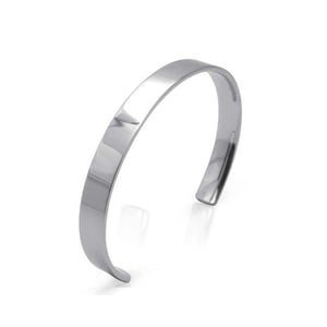 EXBG03 STAINLESS STEEL BANGLE GENTLEMEN MASCULINE INORI