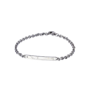 GBSD07 STAINLESS STEEL BRACELET Timidity