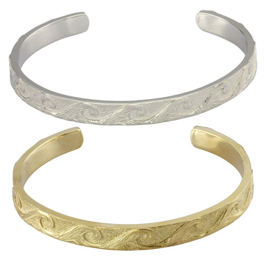 GBSG132 STAINLESS STEEL BANGLE