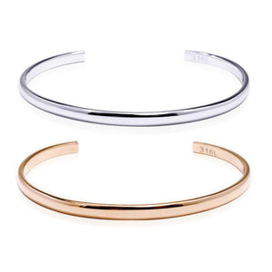 GBSG13 STAINLESS STEEL BANGLE