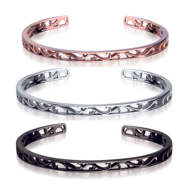 GBSG25 STAINLESS STEEL BANGLE