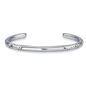 GBSG37 STAINLESS STEEL BANGLE