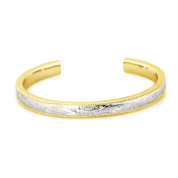 GBSG73 STAINLESS STEEL BANGLE