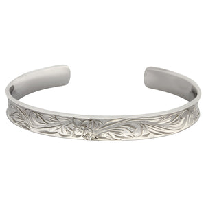 GBSG85 STAINLESS STEEL BANGLE