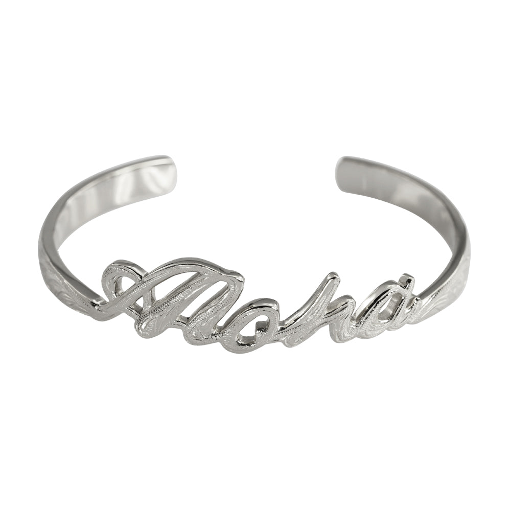 GBSG158 STAINLESS STEEL BANGLE