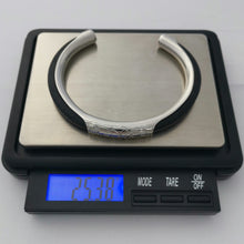 Load image into Gallery viewer, GBSG131 STAINLESS STEEL BANGLE
