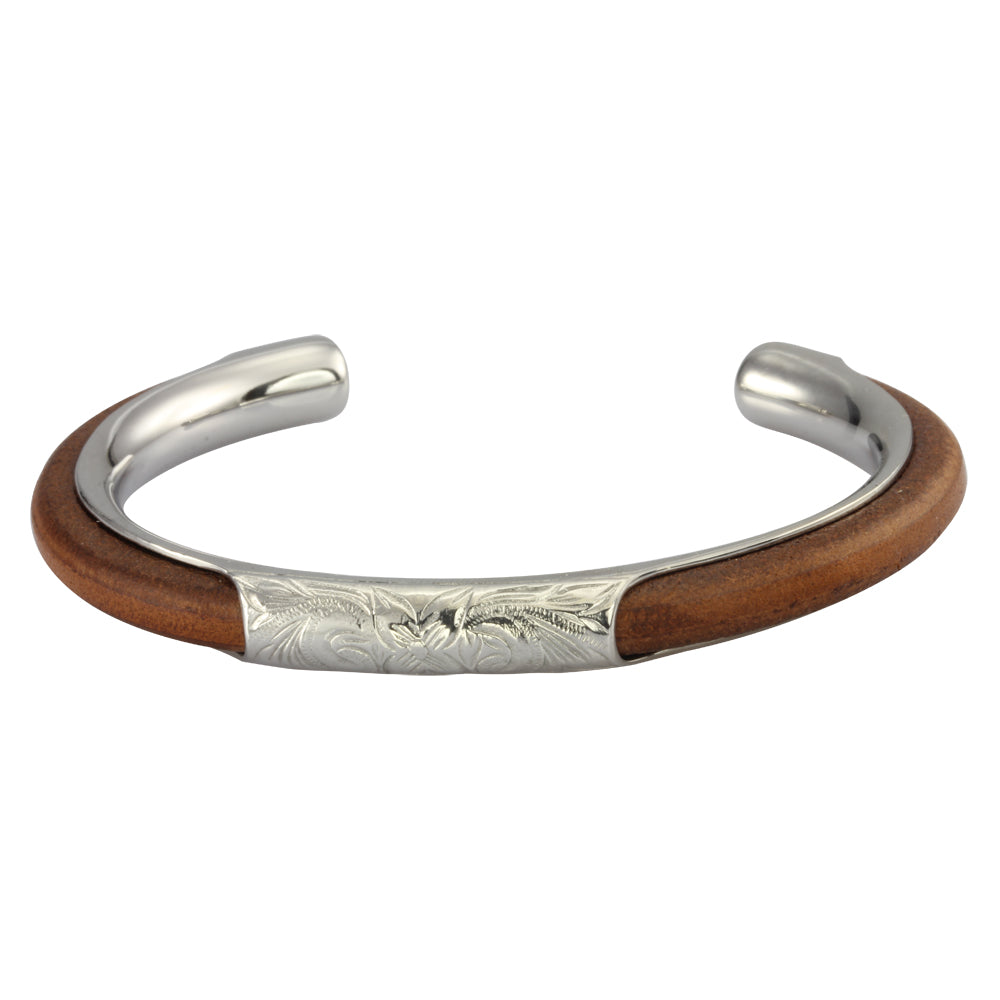 GBSG131 STAINLESS STEEL BANGLE