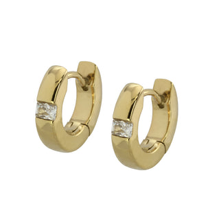 GESS206 STAINLESS STEEL EARRING