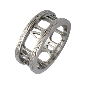 GRSS661 STAINLESS STEEL RING