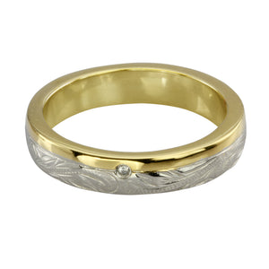 GRSS657 STAINLESS STEEL RING