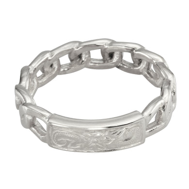 GRSS658 STAINLESS STEEL RING