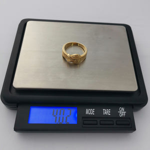 GRSS659 STAINLESS STEEL RING