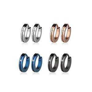 GESD04 STAINLESS STEEL EARRING