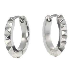 GESS116 STAINLESS STEEL EARRING (price by per Pair)