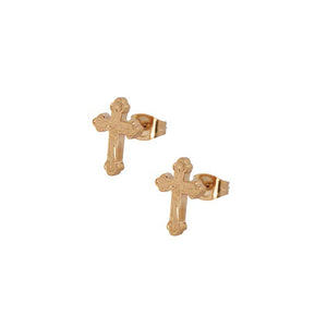 GESS135 STAINLESS STEEL EARRING