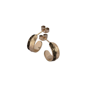 GESS169 STAINLESS STEEL EARRING