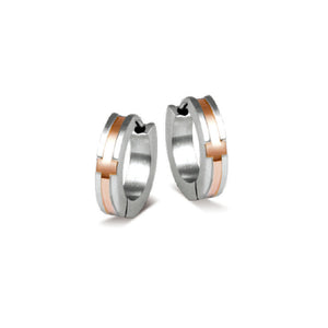 GESS70 STAINLESS STEEL EARRING (price by per Pair)