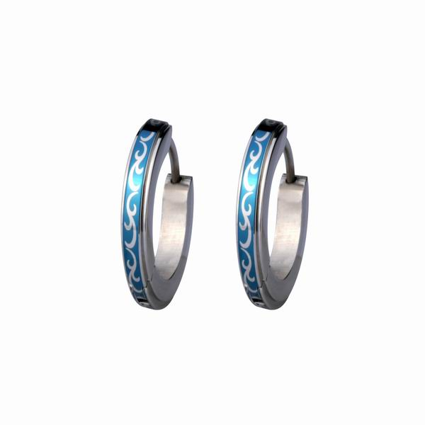GESS95 STAINLESS STEEL EARRING (price by per Pair)
