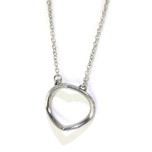 GNSS147 STAINLESS STEEL NECKLACE