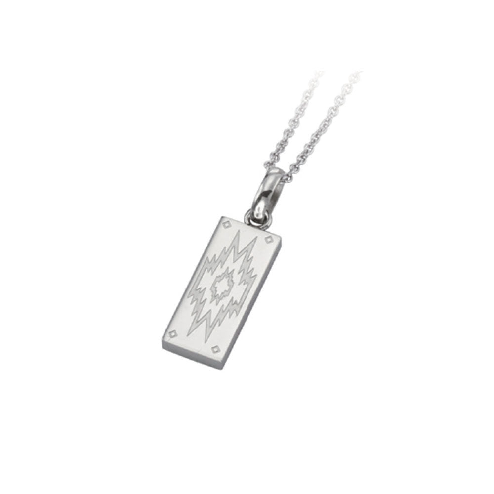 GPSS701 STAINLESS STEEL PENDANT