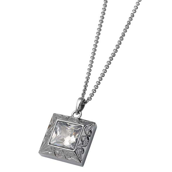 GPSS832 STAINLESS STEEL PENDANT