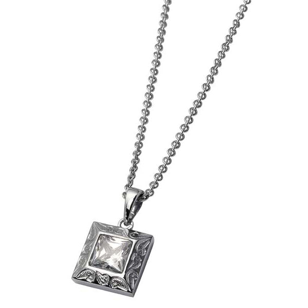 GPSS833 STAINLESS STEEL PENDANT