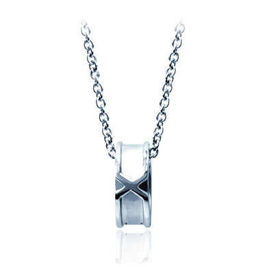 GPSS204 STAINLESS STEEL PENDANT