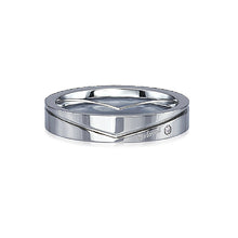 Load image into Gallery viewer, GRSD117 STAINLESS STEEL RING  Beloved