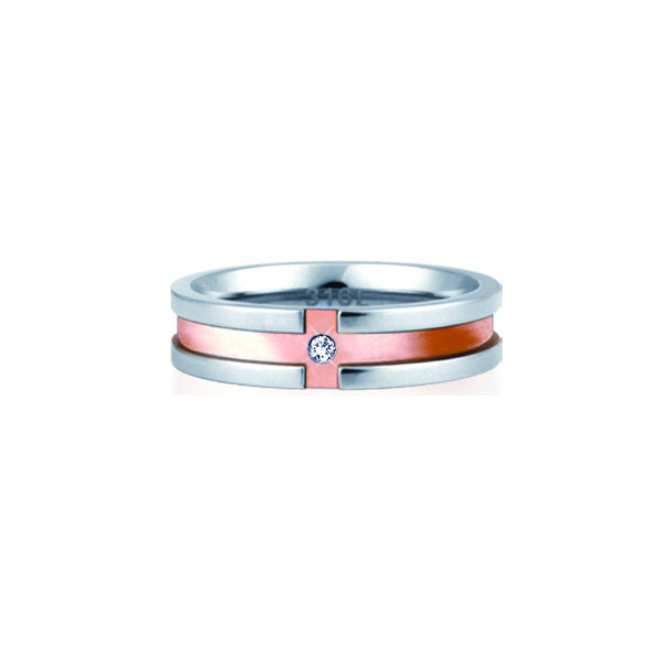 GRSS106 STAINLESS STEEL RING