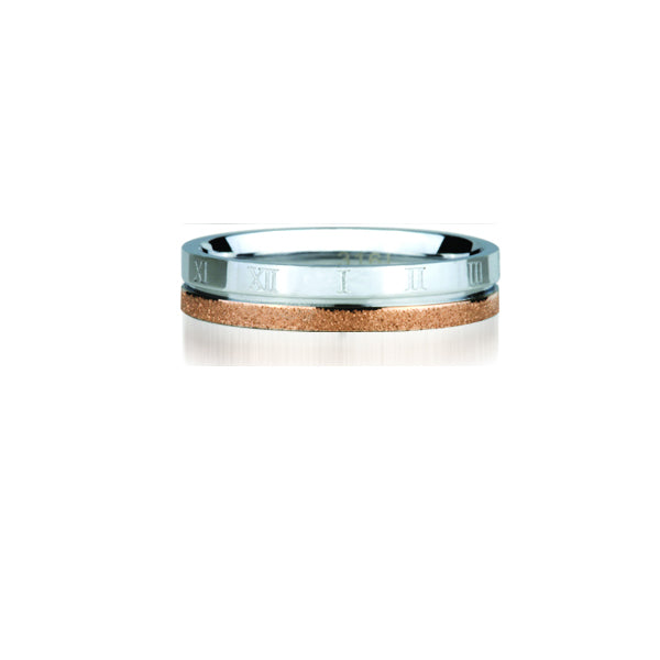 GRSS182 STAINLESS STEEL RING