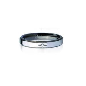 GRSS241 STAINLESS STEEL RING