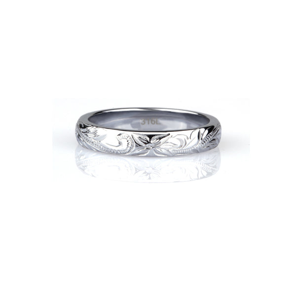 GRSS361 STAINLESS STEEL RING
