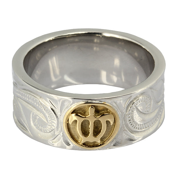 GRSS562 STAINLESS STEEL RING