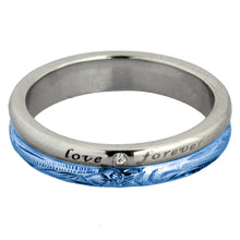 Load image into Gallery viewer, GRSS681 STAINLESS STEEL RING