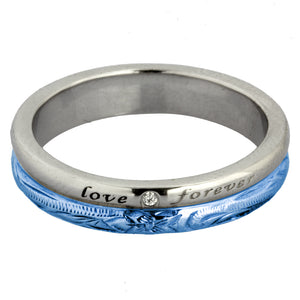 GRSS681 STAINLESS STEEL RING