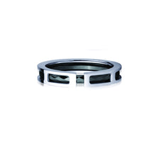 Load image into Gallery viewer, GRTS89 STAINLESS STEEL-TUNGSTEN RING inside part: 2.0 * 1.5