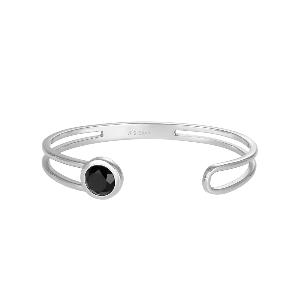 INB75A STAINLESS STEEL BANGLE