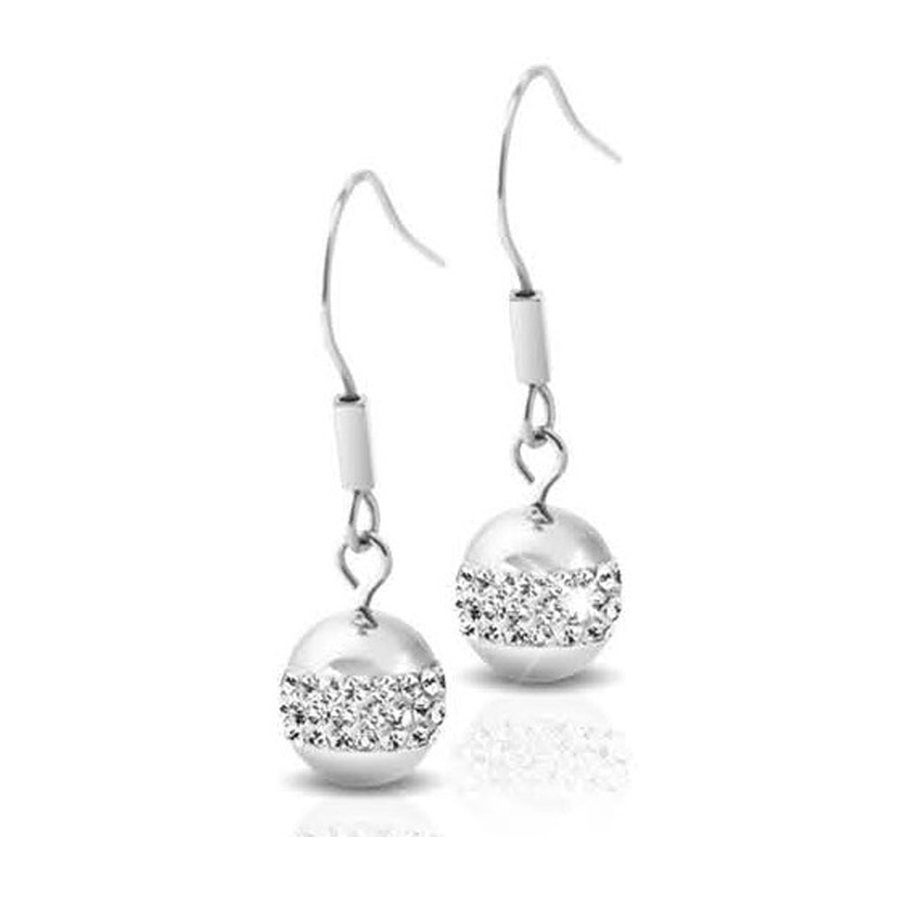 INER46A PRECIOSA BALL EARRINGS