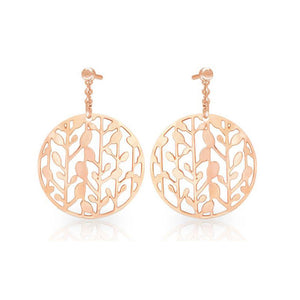 INER70B STAINLESS STEEL EARRING ENCHANTED FOREST INORI