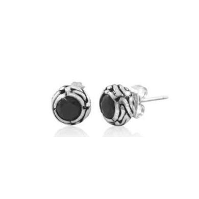 INER81 STAINLESS STEEL EARRING