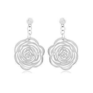 INER83A STAINLESS STEEL EARRING