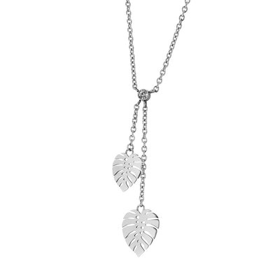 INNC03A STAINLESS STEEL NECKLACE