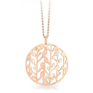 INP231B STAINLESS STEEL PENDANT ENCHANTED FOREST INORI