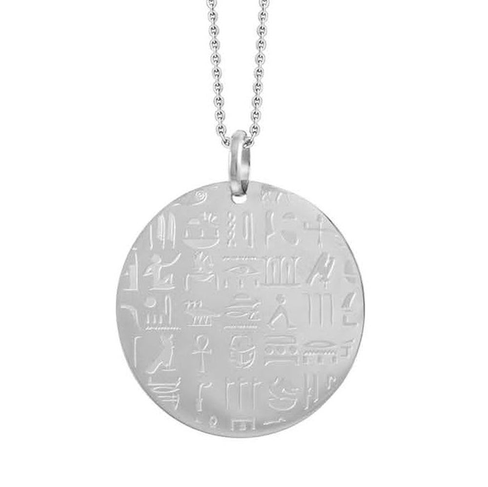INP259A STAINLESS STEEL EGYPT PENDANT