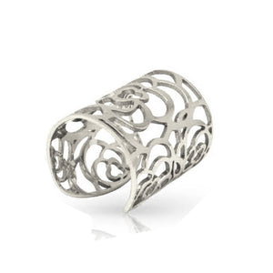 INR169A STAINLESS STEEL RING